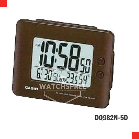 Casio Clock DQ982N-5D