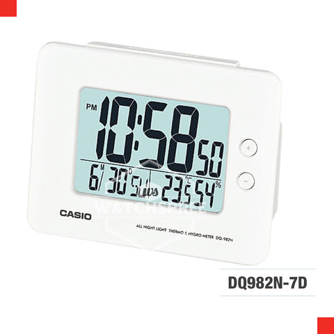 Casio Clock DQ982N-7D