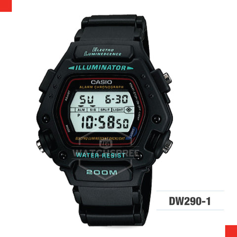 Casio Sports Watch DW290-1V