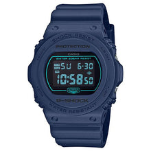 Load image into Gallery viewer, Casio G-Shock DW-5700 Lineup Special Color Model Matte Blue Resin Band Watch DW5700BBM-2D DW-5700BBM-2D DW-5700BBM-2