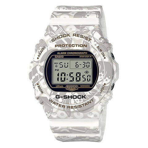 Casio G-Shock Shichi-Fuku-Jin Series Limited Edition Watch DW5700SLG-7D DW-5700SLG-7D DW-5700SLG-7