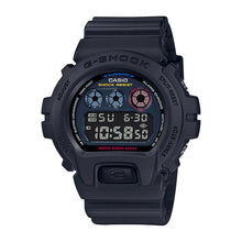 Load image into Gallery viewer, Casio G-Shock DW-6900 Lineup Special Color Model Jet Black Resin Band Watch DW6900BMC-1D DW-6900BMC-1D DW-6900BMC-1