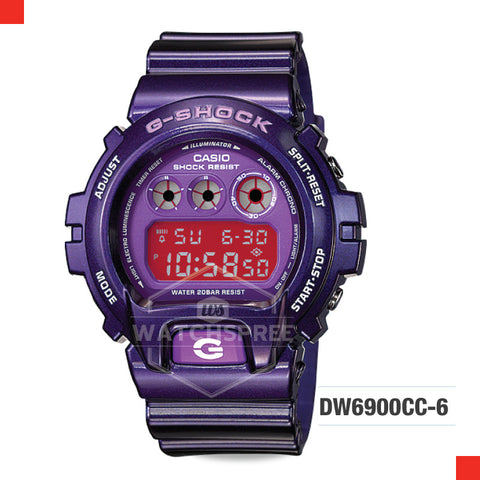 Casio G-Shock Classic Watch DW6900CC-6D