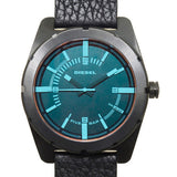 Diesel Good Company Shaded Dial Black Leather 44 mm Men's Watch DZ1632 [Pre-order]