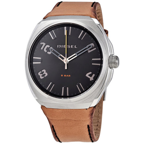Diesel Stigg Quartz Dark Grey Dial 48 mm Men's Watch DZ1883