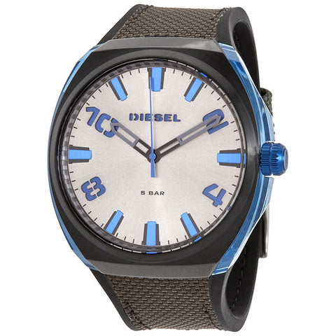 Diesel Stigg Quartz Matte Grey Dial 48 mm Men's Watch DZ1885