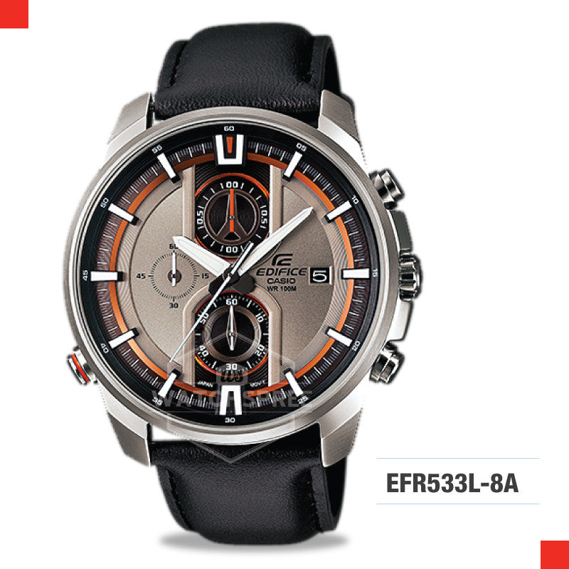 Casio Edifice Watch EFR533L-8A