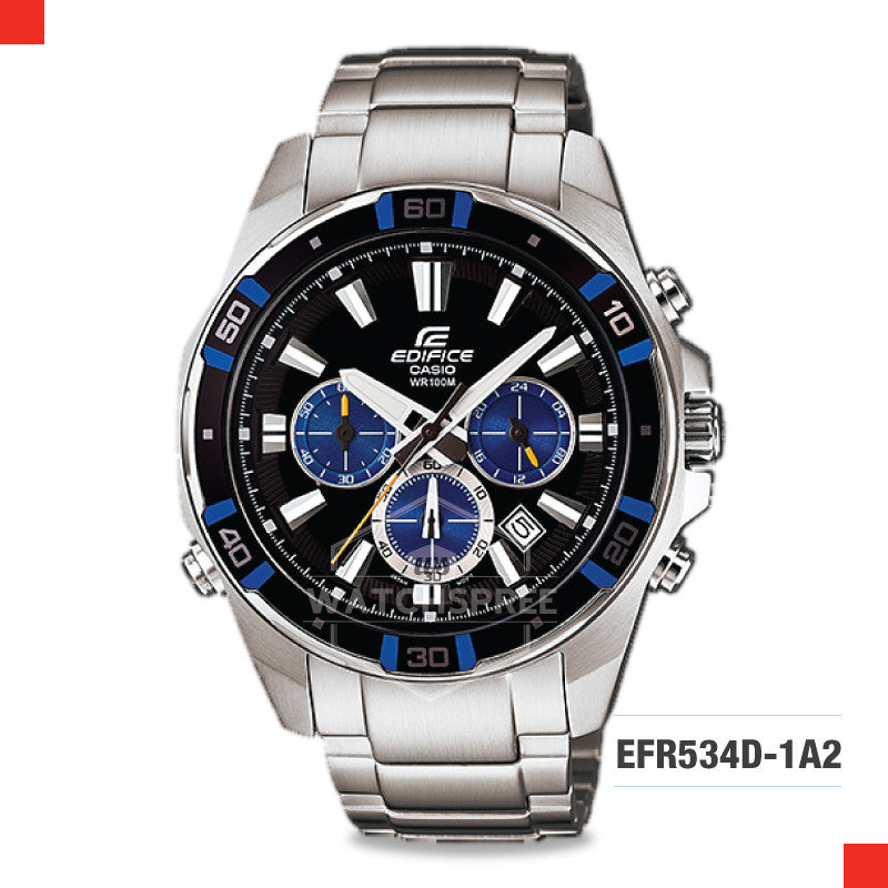 Casio Edifice Watch EFR534D-1A2