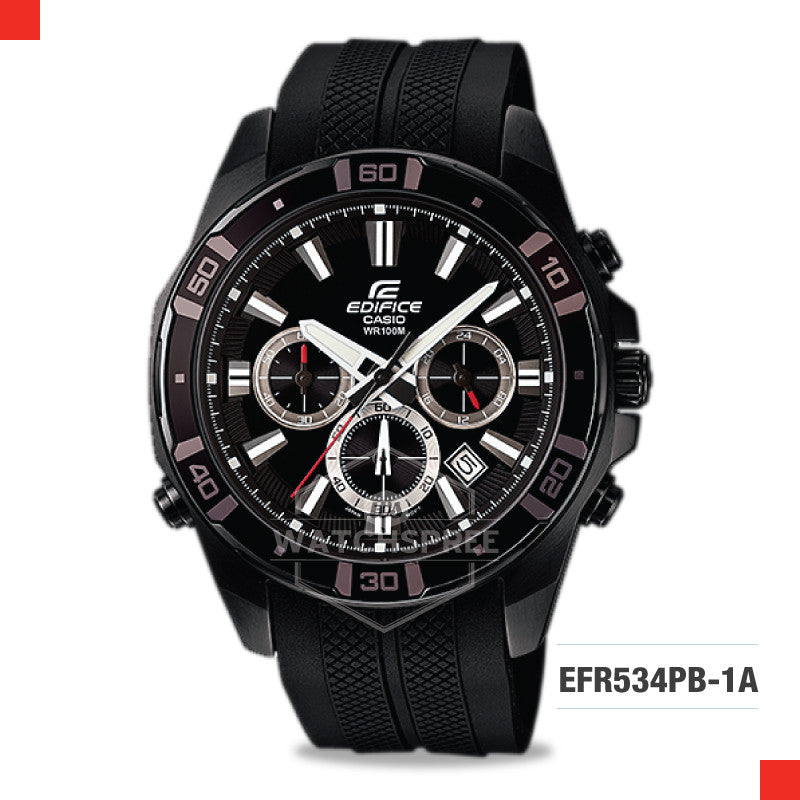 Casio Edifice Watch EFR534PB-1A