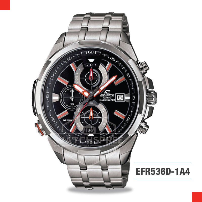 Casio Edifice Watch EFR536D-1A4