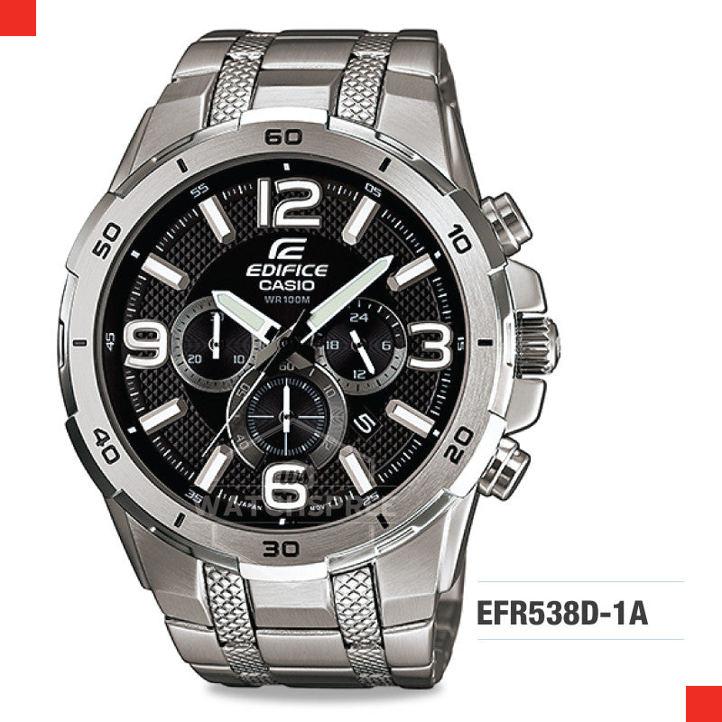 Casio Edifice Watch EFR538D-1A