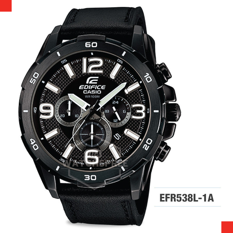Casio Edifice Watch EFR538L-1A