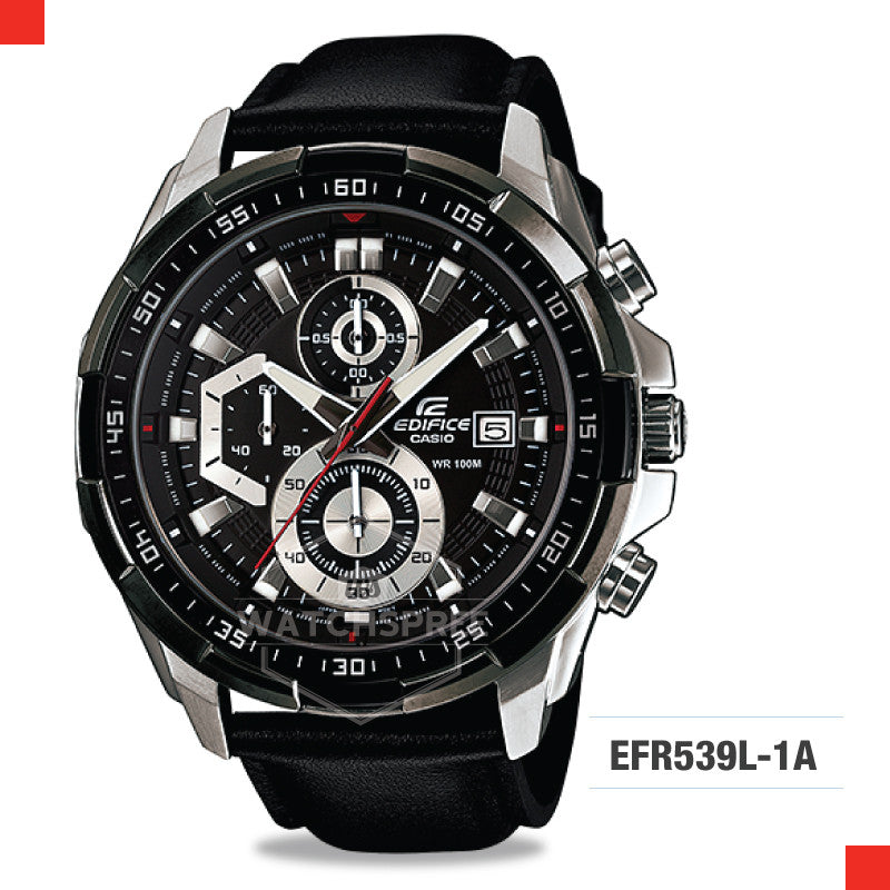 Casio Edifice Watch EFR539L-1A