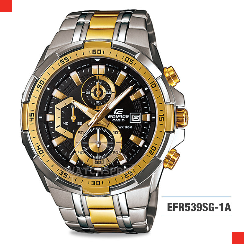 Casio Edifice Watch EFR539SG-1A