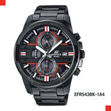 Casio Edifice Watch EFR543BK-1A4