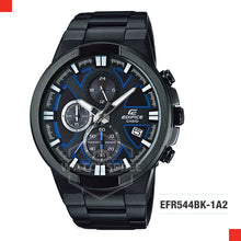 Load image into Gallery viewer, Casio Edifice Watch EFR544BK-1A2