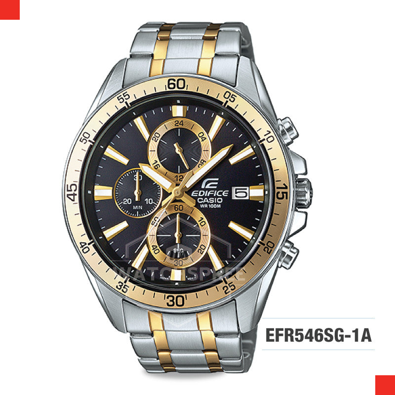 Casio Edifice Watch EFR546SG-1A