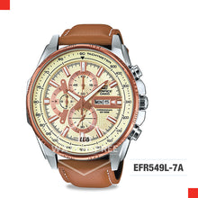 Load image into Gallery viewer, Casio Edifice Watch EFR549L-7A