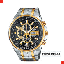 Load image into Gallery viewer, Casio Edifice Watch EFR549SG-1A