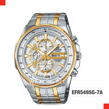 Load image into Gallery viewer, Casio Edifice Watch EFR549SG-7A