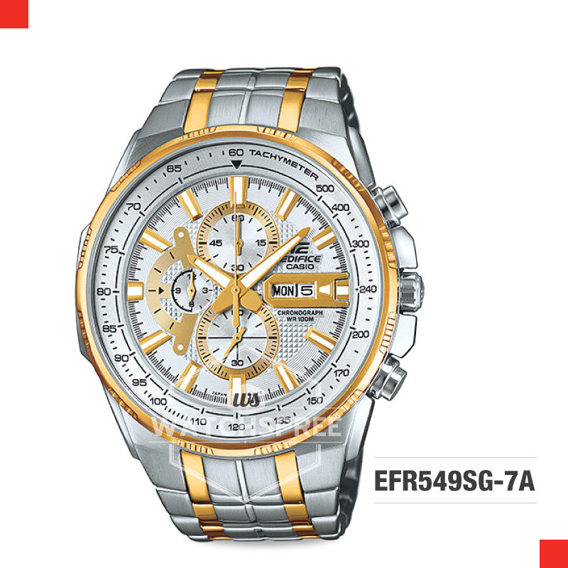 Casio Edifice Watch EFR549SG-7A