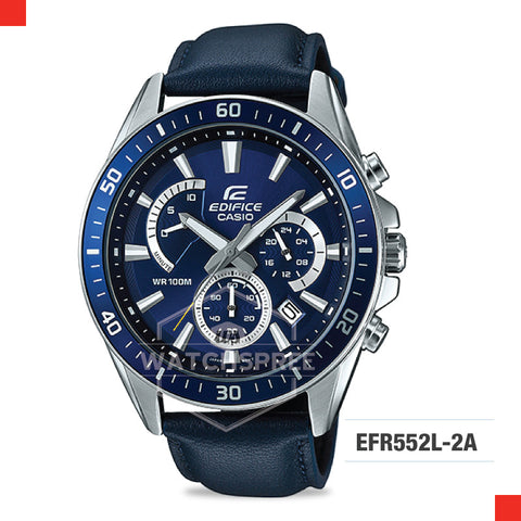 Casio Edifice Watch EFR552L-2A
