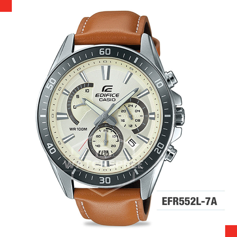 Casio Edifice Watch EFR552L-7A
