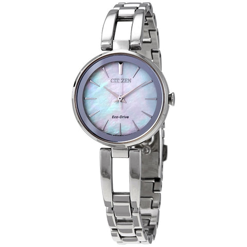 Citizen Axiom Mother of Pearl 28 mm Ladies Watch EM0630-51D [Pre-order]