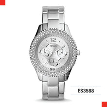 Load image into Gallery viewer, Fossil Ladies Stella Multifunction Stainless Steel Watch ES3588