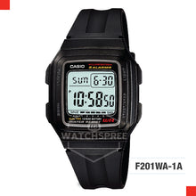 Load image into Gallery viewer, Casio Sports Watch F201WA-1A
