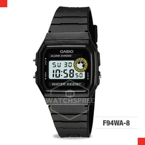 Casio Sports Watch F94WA-8D