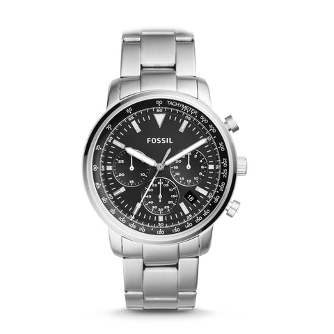 Fossil Men's Goodwin Chronograph Stainless Steel Watch FS5412