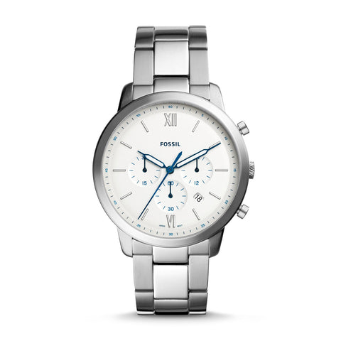 Fossil Men's Neutra Chronograph Stainless Steel Watch FS5433