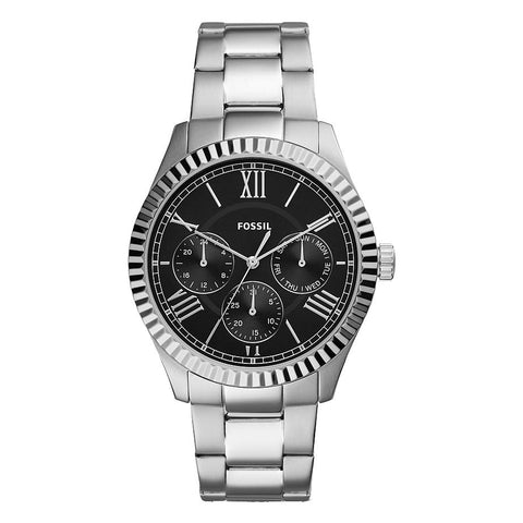 Fossil Men's Chapman Multifunction Stainless Steel Watch FS5631