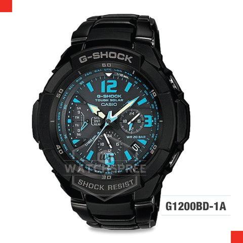 Casio G-Shock Classic Watch G1200BD-1A