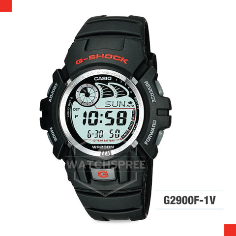 Casio G-Shock Classic Watch G2900F-1V