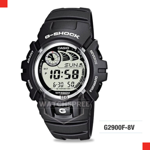 Casio G-Shock Classic Watch G2900F-8V