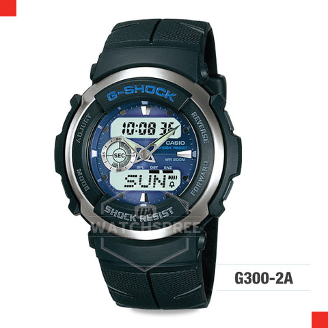 Casio G-Shock Classic Watch G300-2A