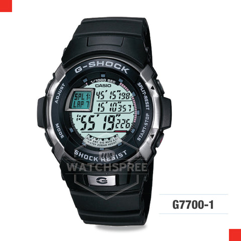 Casio G-Shock Classic Watch G7700-1D