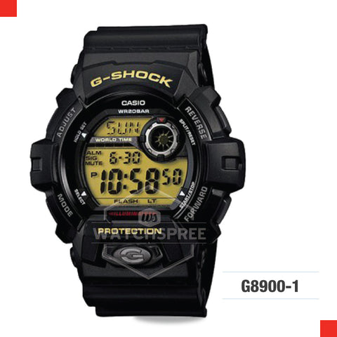 Casio G-Shock Classic Watch G8900-1D