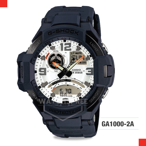 Casio G-Shock Master of G Gravitymaster Watch GA1000-2A