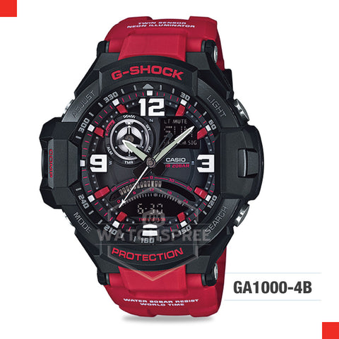 Casio G-Shock Master of G Gravitymaster Watch GA1000-4B