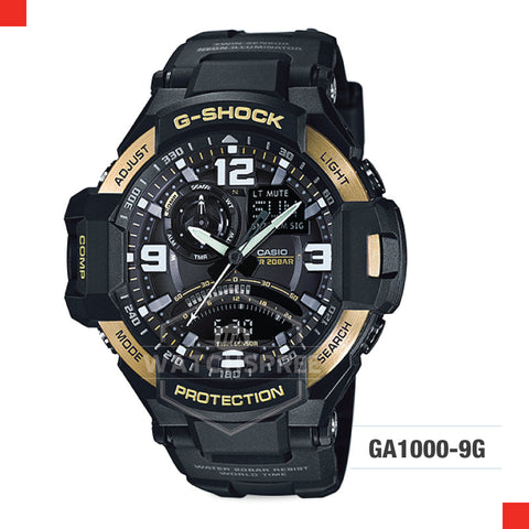 Casio G-Shock Master of G Gravitymaster Watch GA1000-9G