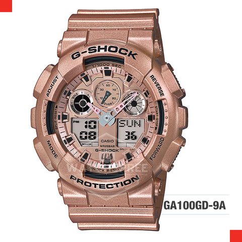 Casio G-Shock Extra Large Series Watch GA100GD-9A