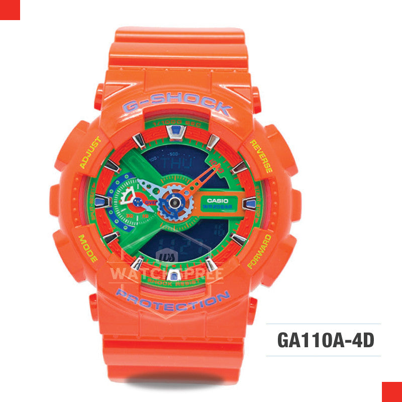 Casio G-Shock Extra Large Series Watch GA110A-4D