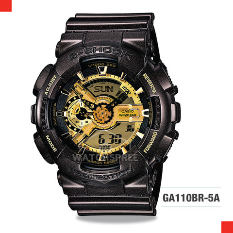Casio G-Shock Extra Large Series Watch GA110BR-5A