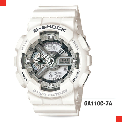 Casio G-Shock Extra Large Series Watch GA110C-7A