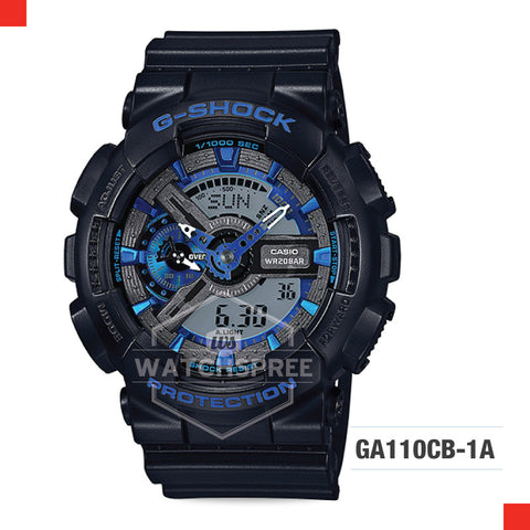 Casio G-Shock Extra Large Series Limited Edition Watch GA110CB-1A