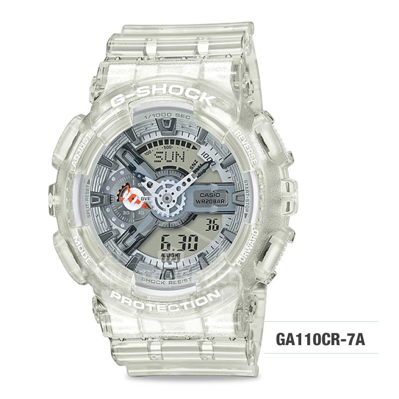fed492db80a3 Casio G-Shock Aqua Planet Coral Reef Color Watch GA110CR-7A GA-110CR ...