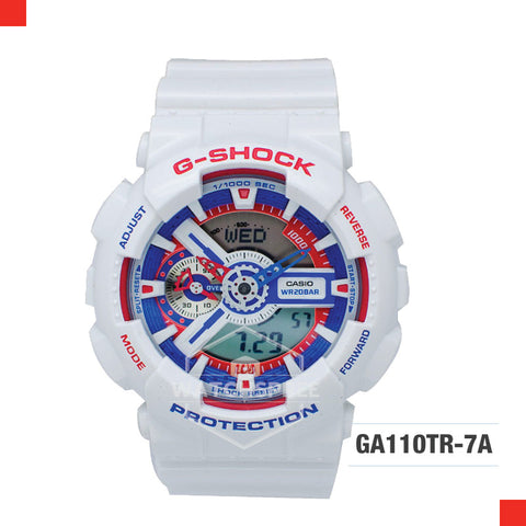 Casio G-Shock Extra Large Series Watch GA110TR-7A